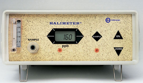 The Halimeter ® — Measure Bad Breath Scientifically